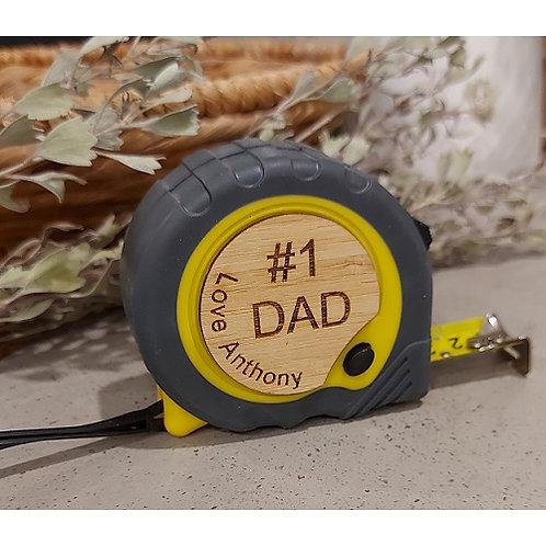 Personalised Tape Measure - #1