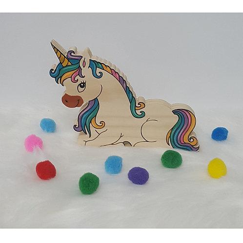 Unicorn Shelf Figure