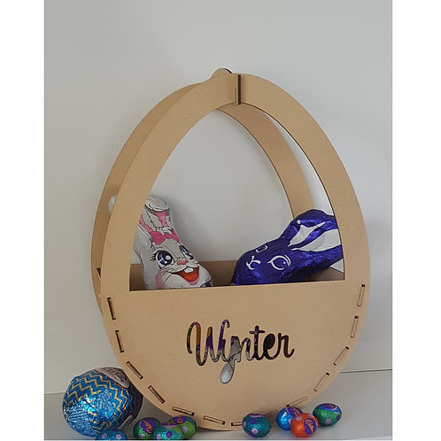 Personalised Easter Baskets