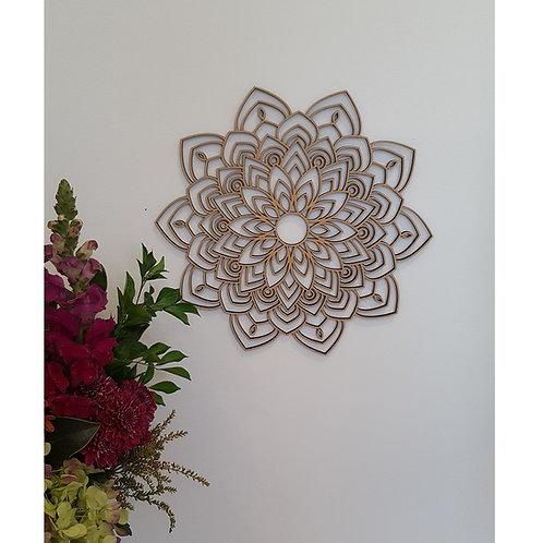 Mandala Plaque - Design 1