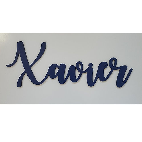 Painted Name Sign- Style 12