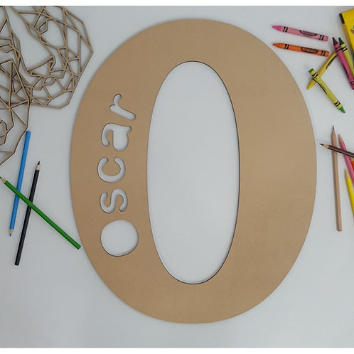 Personalised Letters with name