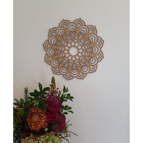 Mandala Plaque - Design 2