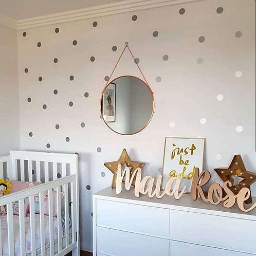 Free Standing Style 2 Kids Name