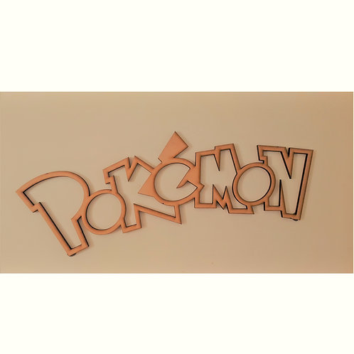 Pokemon Sign