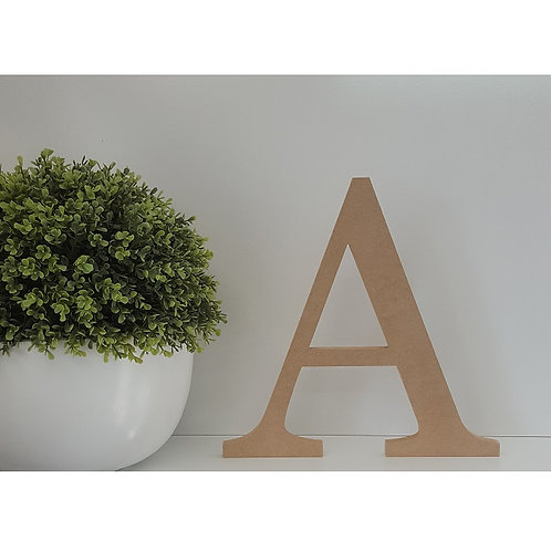 Free standing Letters Style 15