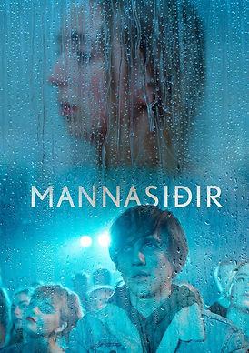 Mannasiðir