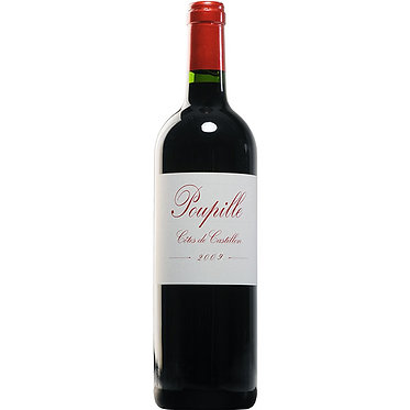 Poupille Cote de Castillon 浦碧兒特級有機紅酒 2010