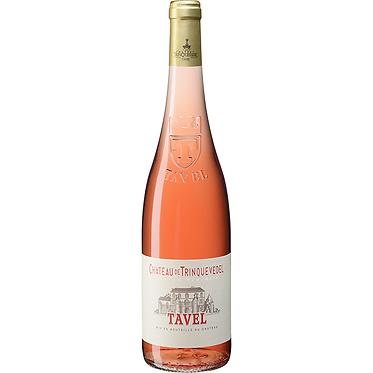 Château de Trinquevedel Rose 2018 普羅旺斯村克維CRU等級粉紅酒