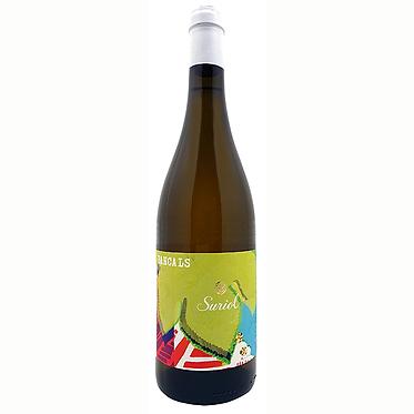 Can Suriol White Wine Suriol Els Bancals 2017 樹里歐莊園邦卡白自然酒