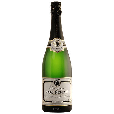 Marc Hebrart Selection 1er Cru Brut NV 瑪黑一級園精選無年分黑中白香檳