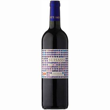 Suisassi IGP Costa Toscana 2013攜手酒莊超級托斯卡尼希哈紅酒