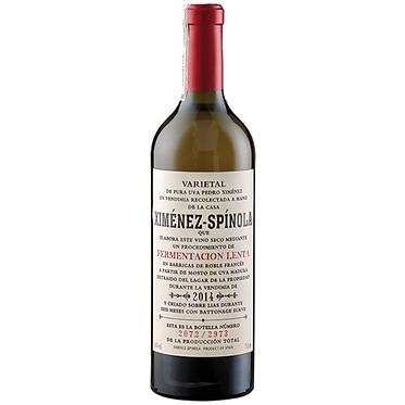 Ximénez-Spínola Slow Fermentation 2017 史賓諾拉酒莊 慢型發酵雪莉干白酒