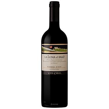 La Luna eI FLAO Barbera d'Asti  Superiore 2013月與營火酒莊優質巴貝拉紅酒