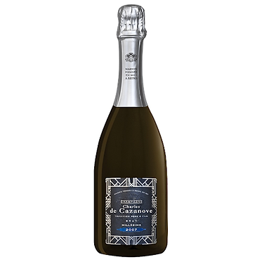Champagne Charles de Cazanove Tradition Brut Millesime 2007 查理斯香檳-經典系列年份香檳