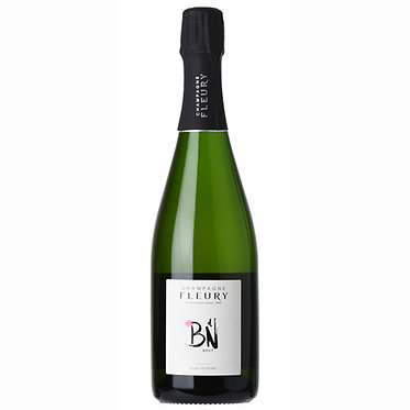 Fleury Blanc de Noirs Brut NV弗勒里 黑中白無年分香檳
