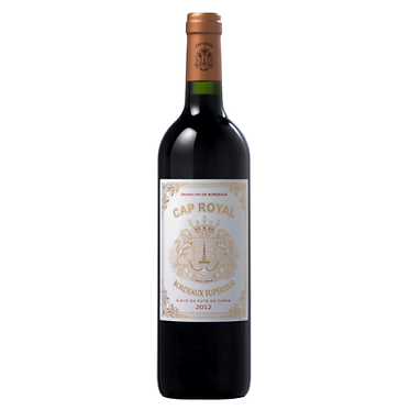 Cap Royal, Bordeaux Superieur 2015 皇室角紅葡萄酒