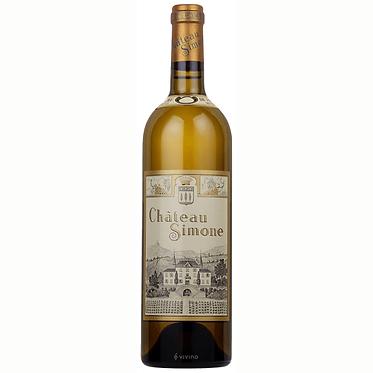 Château Simon palette blanc 2014法國席蒙酒莊老藤白酒