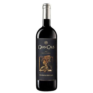 Can Rafols dels Caus  Gran Caus Negre 2008/2010 西班牙肯拉芙酒莊卡斯紅酒