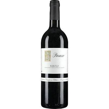 Parusso Barolo DOCG 2012 /2011 帕路梭酒莊巴羅洛紅酒arrett紅酒 的副本