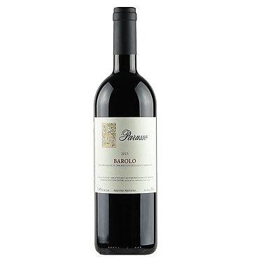 Parusso Barolo DOCG 2012 帕路梭酒莊白標巴羅洛紅酒