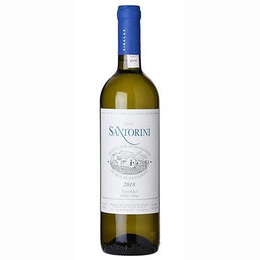 Domaine Sigalas Santorini 2018 希格列斯莊園聖托里尼白酒