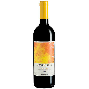 Bibi Graetz Casamatta Rosso NV 畢比.格雷茲 卡薩瑪塔 紅酒