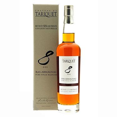 Tariquet Bas-Armagnac 8 Years  Folle Blanche Brut de Fut  塔利格酒莊 雅馬邑 8年白蘭地