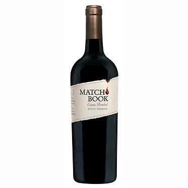 Matchbook Petit Verdot 2016 火柴盒 小維多紅葡萄酒