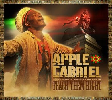 CD/ APPLE GABRIEL - Teach them right