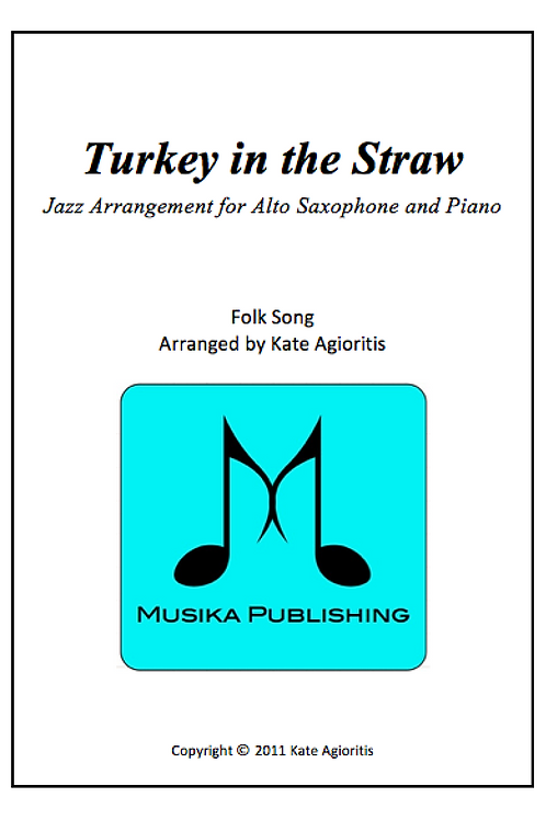 Turkey in the Straw (Jazz)