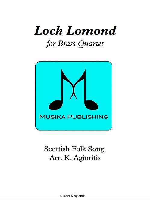 Loch Lomond - Brass Quartet