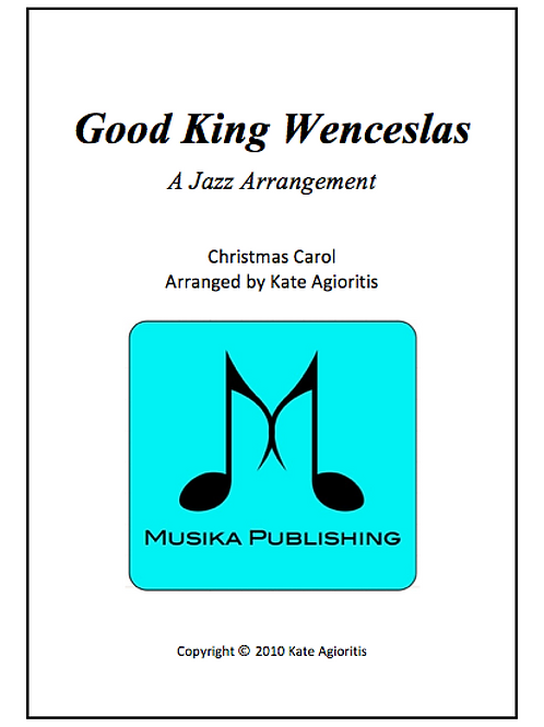 Good King Wenceslas (Jazz) - Brass Quartet