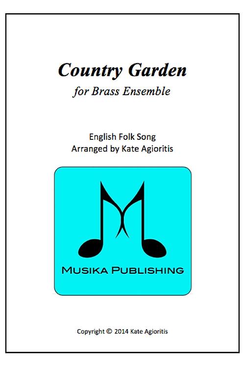 Country Garden - Brass Sextet