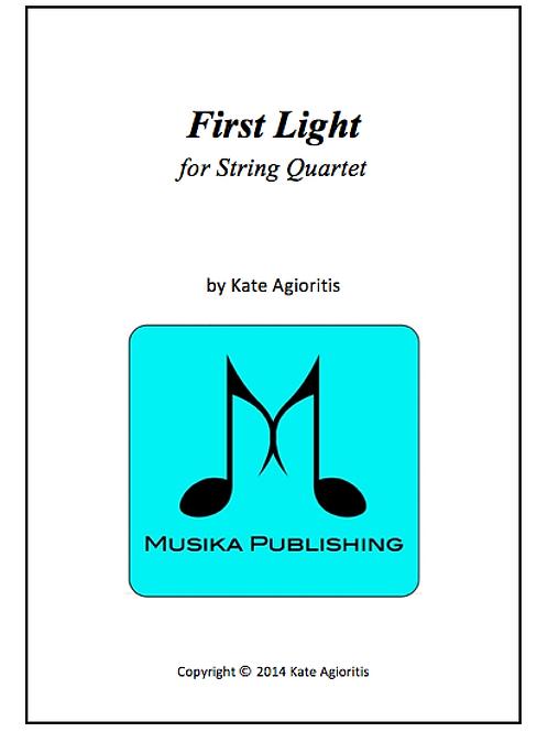 First Light- String Quartet