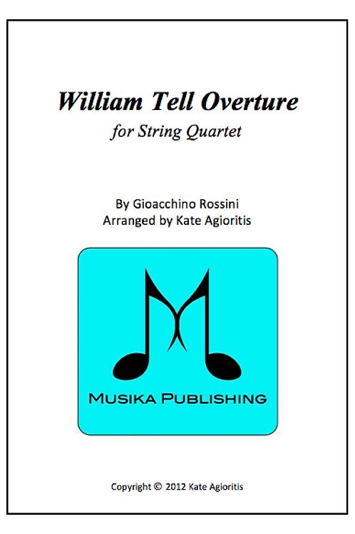 William Tell Overture - String Quartet