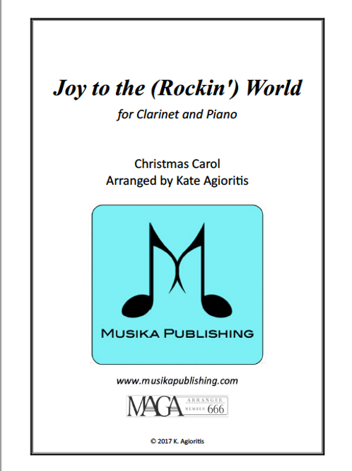 Joy to the (Rockin') World