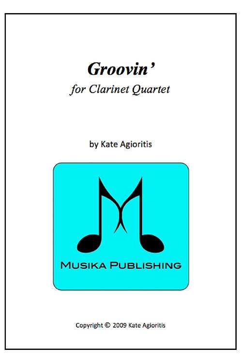 Groovin' - Clarinet Quartet