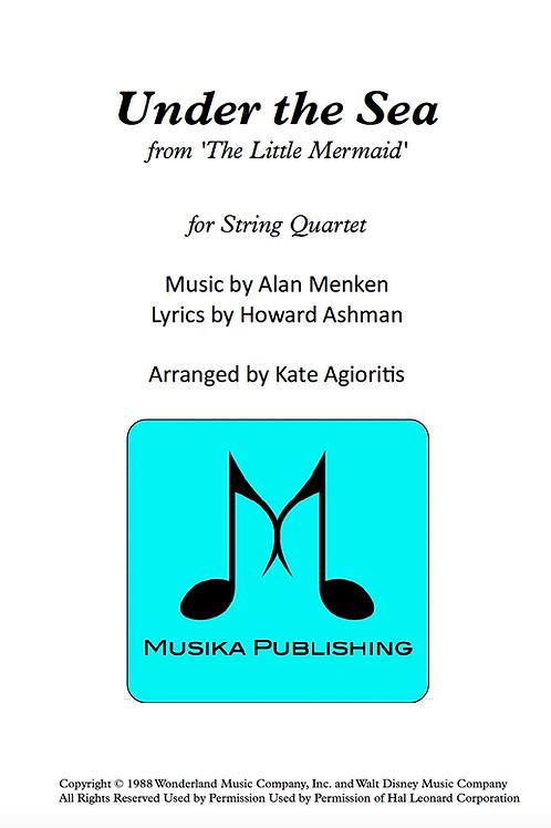 Under the Sea - String Quartet