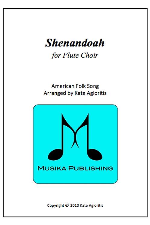 Shenandoah - Flute Choir