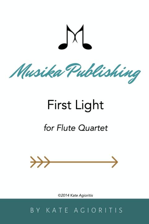 First Light - Flute Quartet