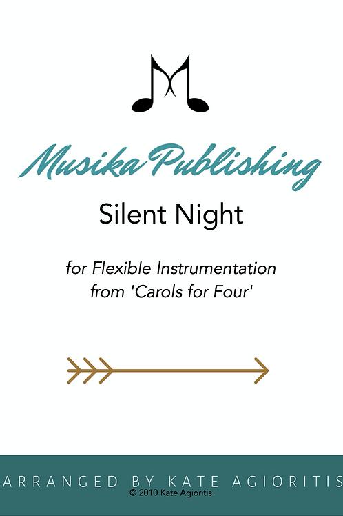 Silent Night - Flexible Instrumentation