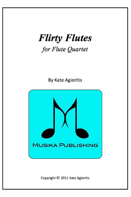 Flirty Flutes - Flute Quartet