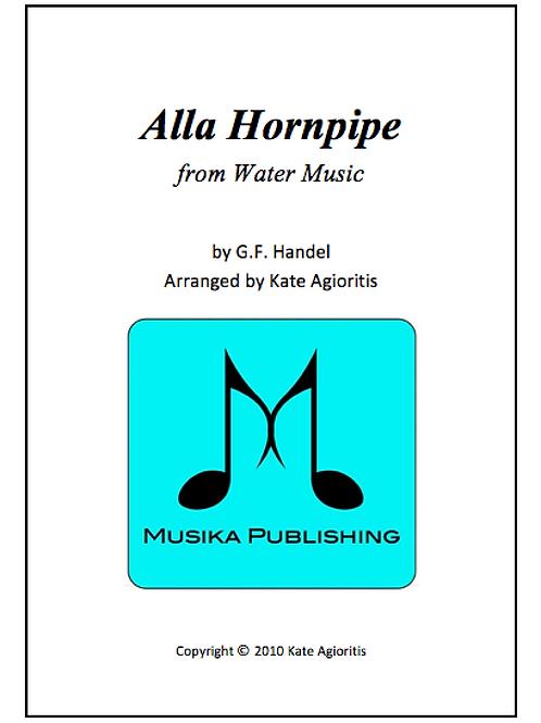Alla Hornpipe - String Orchestra