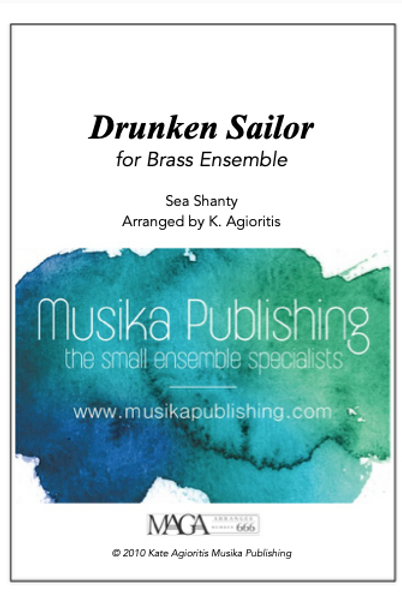 Drunken Sailor - Brass Ensemble