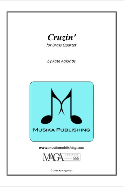 Cruzin' - Brass Quartet