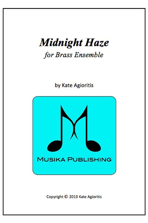 Midnight Haze - Brass Quintet
