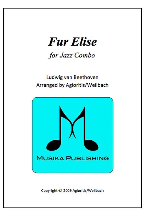 Fur Elise (Jazz) - Jazz Combo