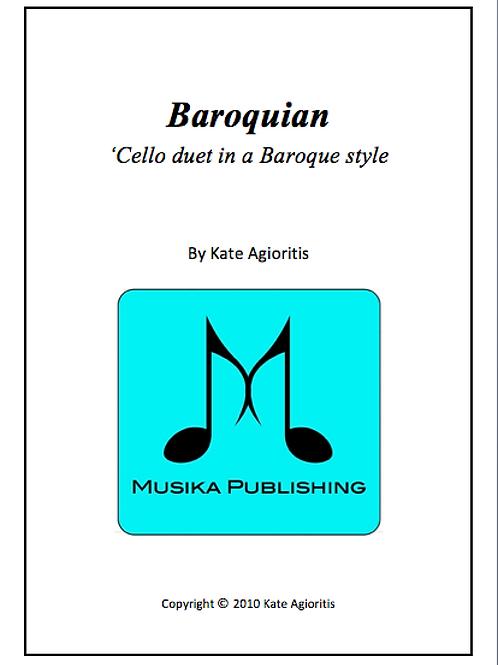 Baroquian - Cello Duet