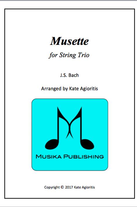Musette - String Trio